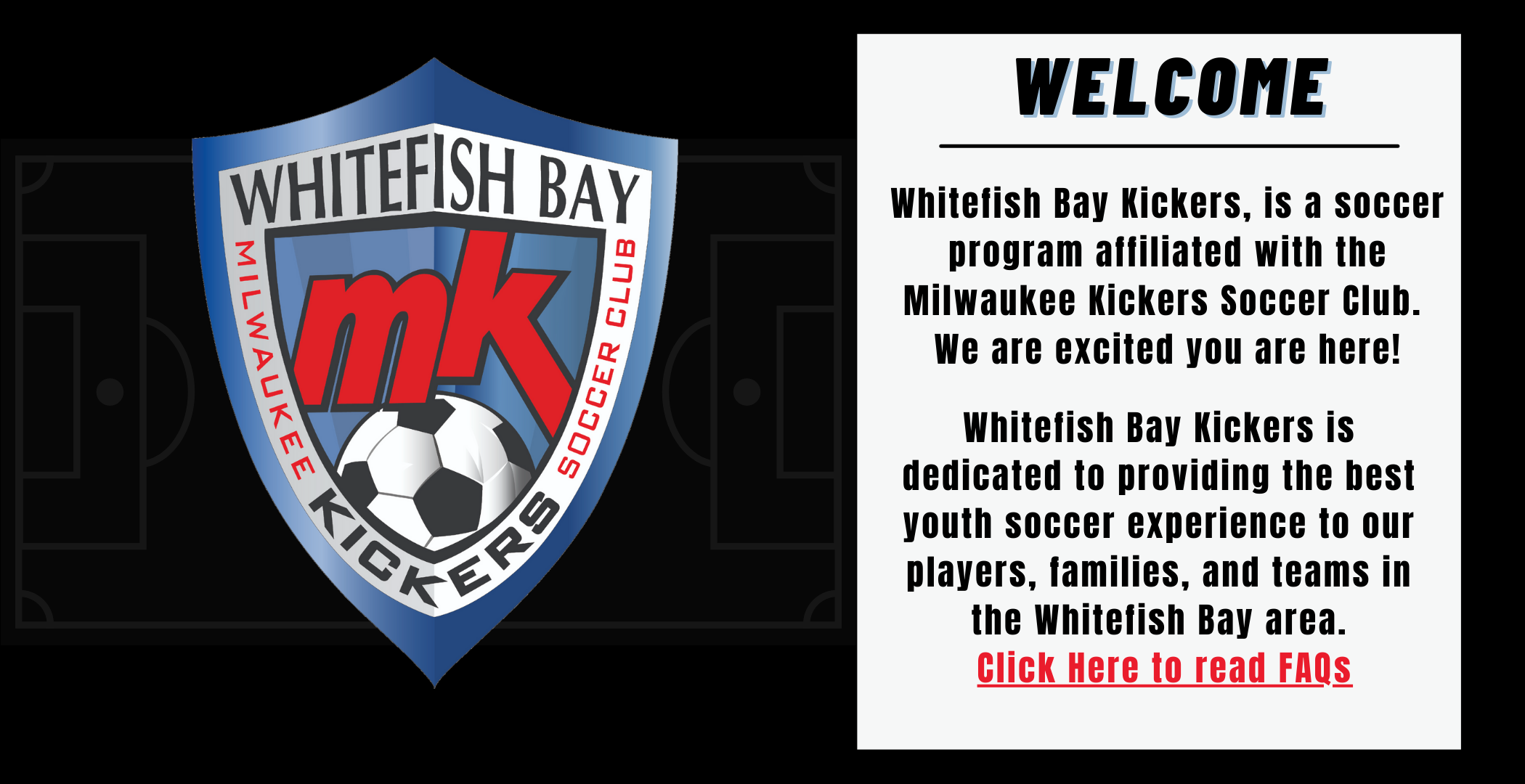 Welcome to Whitefish Bay Kickers